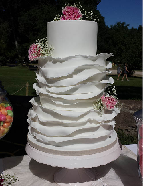Cake Design Wedding Cake L Atelier Sucre By Jenny